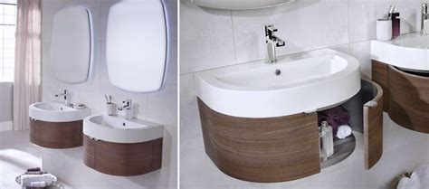 Utopia Bathroom Furniture Utopia Encurva Contemporary Bathroom Furniture Brighter Bathrooms