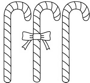Christian candy cane coloring page coloring pages