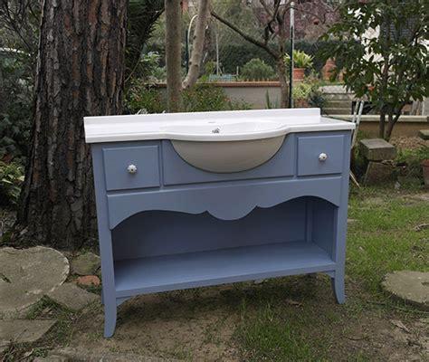 bagno country provenzale scegli un mobile bagno colorato provenzale o country