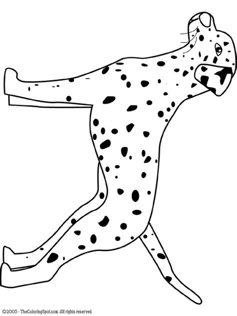coloring pictures of dalmatian dogs best photos of dalmatian coloring page
