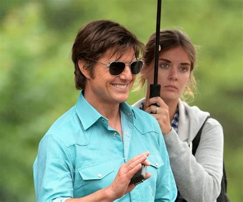 emily thomas tom cruise girlfriend is tom cruise about to marry his very young assistant