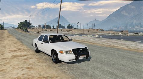 crown ford ford crown 2011 retired add on gta5 mods