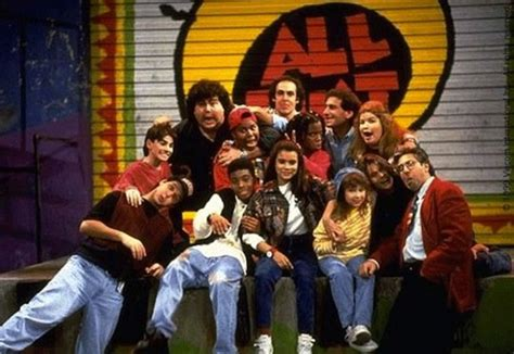 all about cast all that cast reunites to sing theme song canceled tv