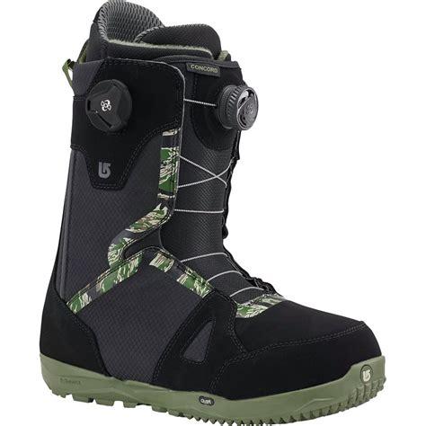 light up snowboard boots burton concord boa snowboard boot s