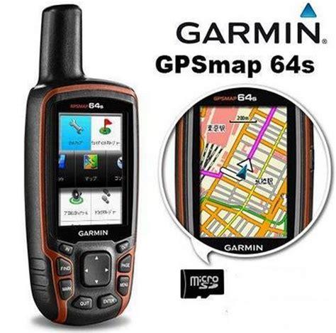 Jual Tv Mobil Gps Murah jual jual alat gps garmin tracker map untuk mobil harga murah garmin 64s peta indonesia terbaru