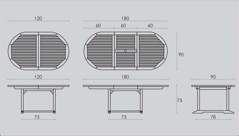 oval extending teak garden table tahiti