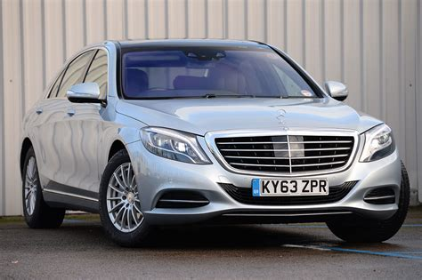Mercedes Suv Hybrid Mercedes S400 Hybrid Drive In The Most