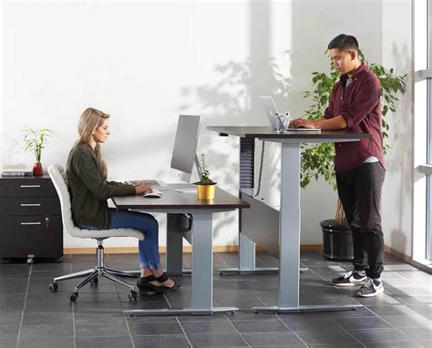 sit and stand desk sit to stand desk mariaalcocer com