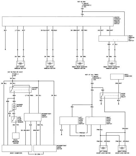 1990 chrysler tc fuel relay wiring diagram 1990