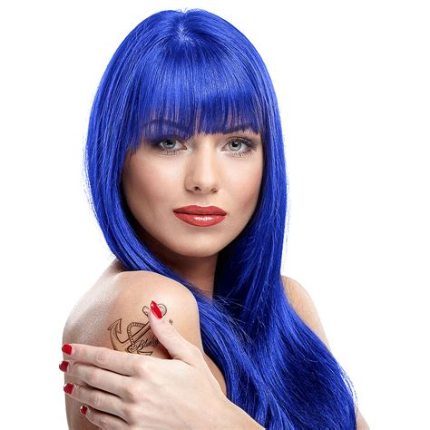 blue manic panic hair dye blue manic panic hair dye find your hair style