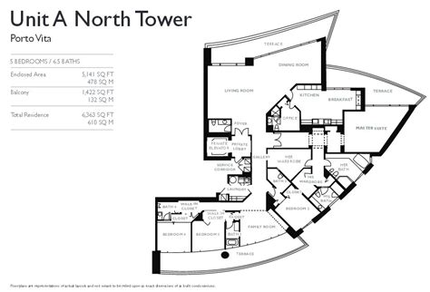 Marriott Lakeshore Reserve Floor Plans by Beautiful 33 Harbour Square Floor Plans Gallery Flooring