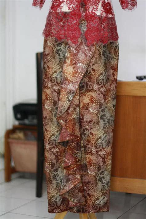 Baju Batik Batik Ayusari Rok Batik Panjang Sogan Series 3 model rok untuk kebaya hairstylegalleries