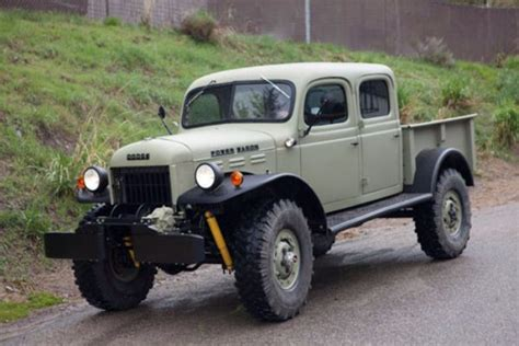 old dodge truck 4x4 gallery the legacy dodge power wagon old made new