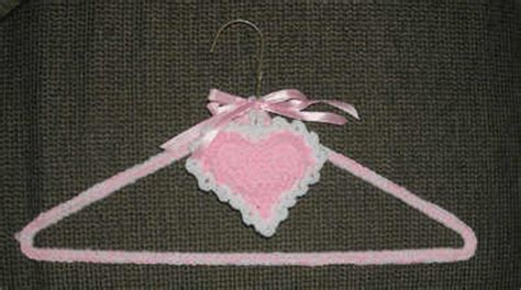 pattern for clothes hanger cover crochet patterns crochet clothes hanger cover patterns