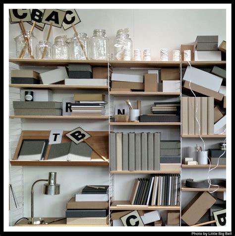 furniture shelf string strinning
