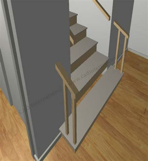 Home Designer Pro Stairs | extend stairs in home designer cad software support from