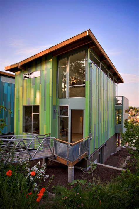 sustainable houses eco affordable homes green in more ways than one