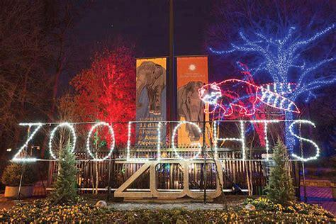 metro zoo lights illuminating animals zoolights metro weekly