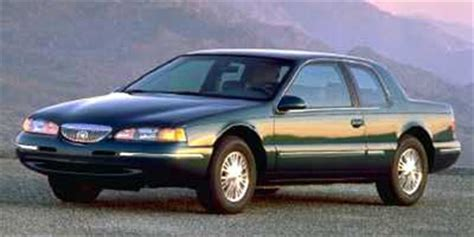 mercury cougar page  review  car connection