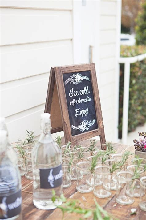 rustic bridal shower party planning ideas decor
