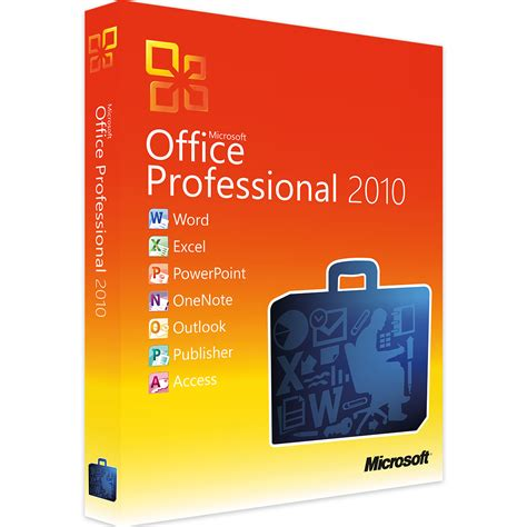 Microsoft Office 2010 Proffesional Plus 64bit Activator Incld office professional 2010 only 64 bit