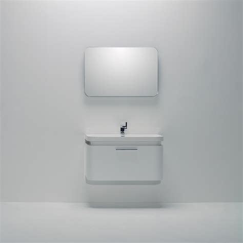 Designer Bathroom Vanity Units Beautiful Vanity Gloss White Wall Mounted