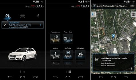 Audi Mmi Connect App by 5 Top Free Automobile Apps In India