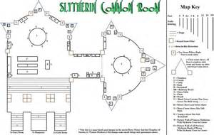 room map slytheirn common room map by arien drakon on deviantart