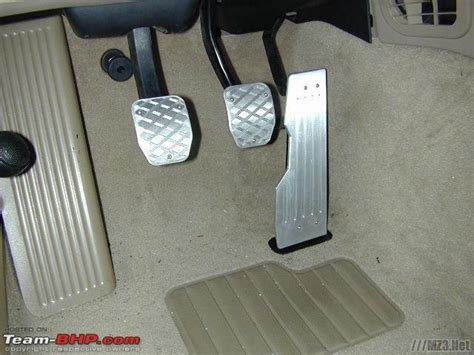 Floor The Accelerator by Accelerator Pedal Of A Jeep Team Bhp