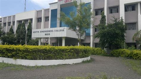 Aditya College Of Mba Beed Maharashtra by Aditya Engineering College Aec Beed Images Photos