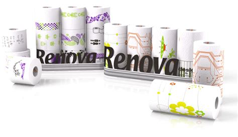 renova toilet renova toilet paper packaging pinterest papel