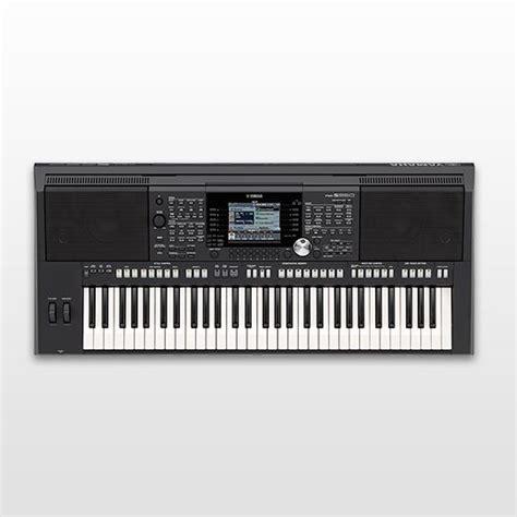 Resmi Keyboard Yamaha Psr S950 Psr S950 Overview Digital And Arranger Workstations