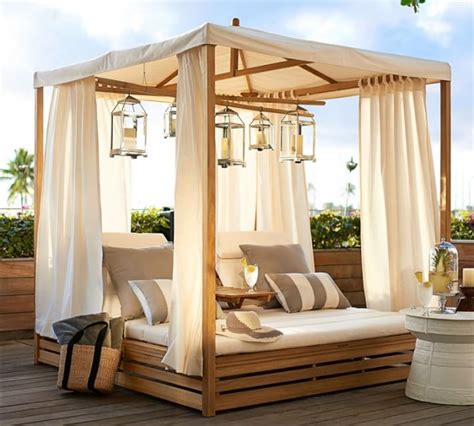 outdoor bed stunning outdoor teak daybed decor advisor