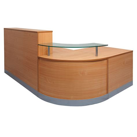 Office Reception Desk Furniture Curve Reception Desk Fast Office Furniture