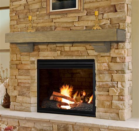 Where To Buy Fireplace Mantels by Fireplace Decorating Rustic Mantel A Look With
