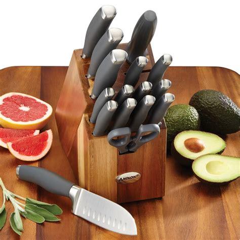 anolon 17 japanese knife set giveaway