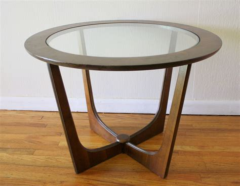cappuccino round wood accent table with glass top ebay table round glass coffee table with wood base sunroom