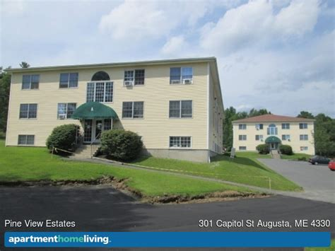 1 bedroom apartments in augusta maine pine view estates apartments augusta me apartments for rent