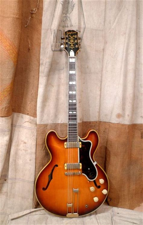 Gitar Listrik Epiphone Less Paul Sunburst this epiphone sheraton was made in the usa in 1959 these are this is a fantastic