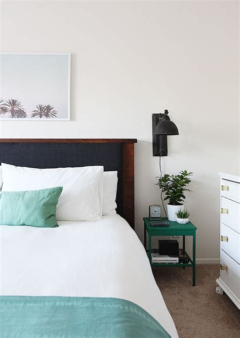 simple white bedroom one little minute blog one little apartment living bedroom reveal with 10 easy ideas for a