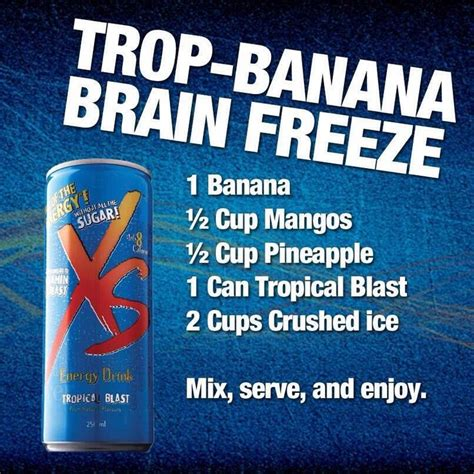 4 energy drinks a day 47 best xs energy drink recipes images on