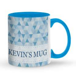 Personalised Piggy Bank Personalised Name Mug Blue Yoursurprise