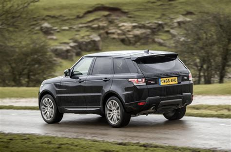 land rover sports car range rover sport review 2018 autocar