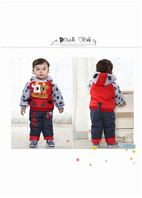 1 year baby clothes 1 3 years baby clothing set winter toddler