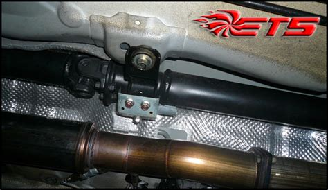 ETS Mitsubishi Evolution X *Race* Test Pipe Upgrade 2008-2015 Warning Systems