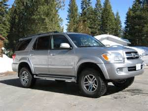 Toyota Sequoia Forum 2005 Toyota Sequoia 4x4 Low Lifted Pirate4x4