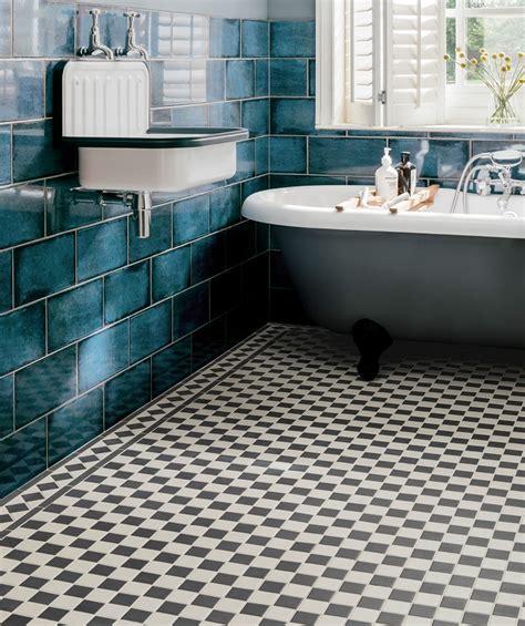 Black And White Floor Tiles   Floor Tiles   Topps Tiles