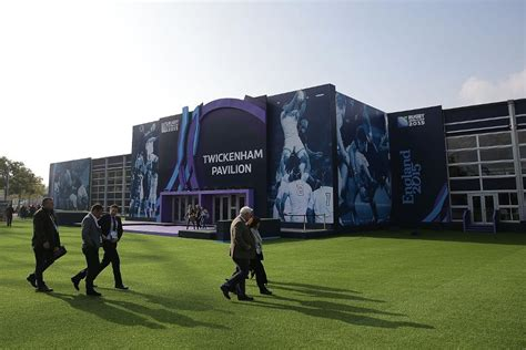rugby world cup  official hospitality scoops top award