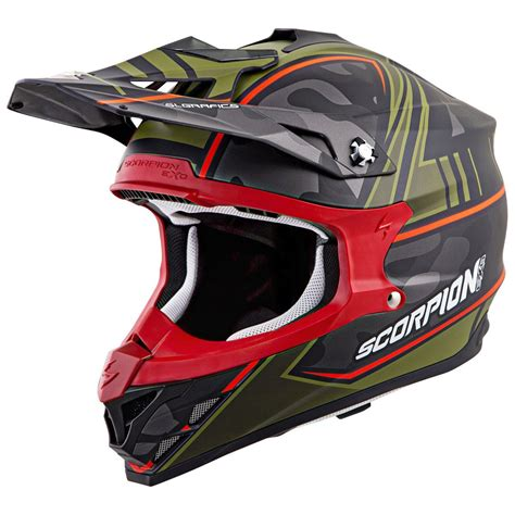 Scorpion Vx 35 Miramar Helmet Helmets Dirt Bike