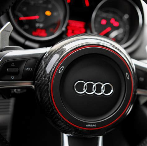 tid styling tt steering wheel Audi Tuning Mag